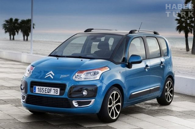 Yakıt masrafı canınıza tak ettiyse bu araçlara bakmanızda fayda var...  60 Citroen C3 1.6 Picasso EHDI 92HP  Yakıt tipi: Dizel  Ortalama yakıt Tüketimi(100km): 4.8 litre