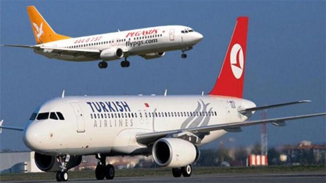 Türk Hava Yolları, Avrupa Hava Seyrüsefer Emniyet Teşkilatı (Eurocontrol) verilerine göre uçuş sayısında ilk sırada yer aldı.   Türk Hava Yolları, Eurocontrol trafik verilirine göre, önceki gün gerçekleştirdiği 649 uçuşla ilk sırada yer aldı. THY'yi 644 uçuşla Ryanair, 514 uçuşla Air France takip etti.