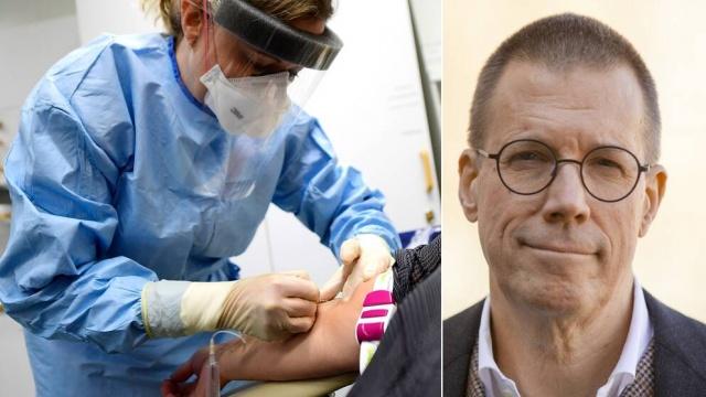 """İsveç'te hükümetin okulları açık tutmasına tepkiler artıyor.  Salgın ve virüs konularında uzman olan İsveçli profesörler, """"Hükümet yeterince şey yapmıyor."""" diyen İki virüs araştırmacısı, salgının sınırlandırılması için okulların kapatılması gerektiğini savundu."""