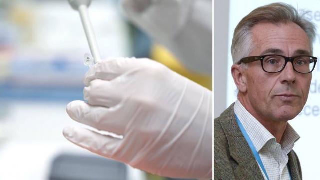 """Stockholm bölgesindeki kan donörleri üzerinde yapılan yeni bir korona testinde, 100 kişiden en az 11'inde antikor geliştiği ortaya çıktı. Gerçek rakamın daha yüksek olduğuna inanılıyor.  Karolinska Üniversite Hastanesi klinik mikrobiyoloji profesörü Jan Albert, """"Bu gizli tutamayacağımız kadar bir yeterli bilgi"""" dedi."""