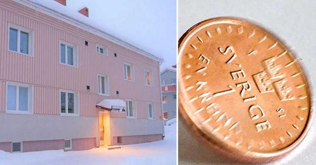 """Büyük şehirlerde konut sıkıntısı yaşanırken, Västerbotten'deki Sorsele'de durum tamamen tersine dönmüş durumda.  Bir kronunuz varsa, yakında orada bir ev sahibi olabilirsiniz.  Sorsele belediyesindeki konut komisyoncusu Jeanette Eklund """"Sakin bir bölgede popüler bir mülk edinmek isteyenler için kaçınılmaz bir fırsat"""" yorumu yaptı."""