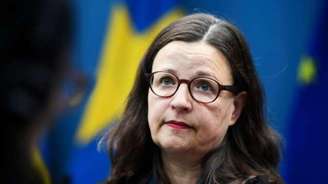 Ta'lim vaziri Anna Ekström:
