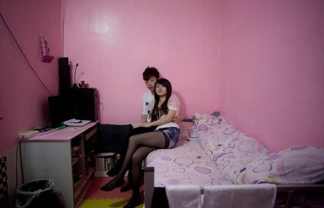 Pekin'de bir milyon Çinli'nin yer altında yaşadığı ifade ediliyor.