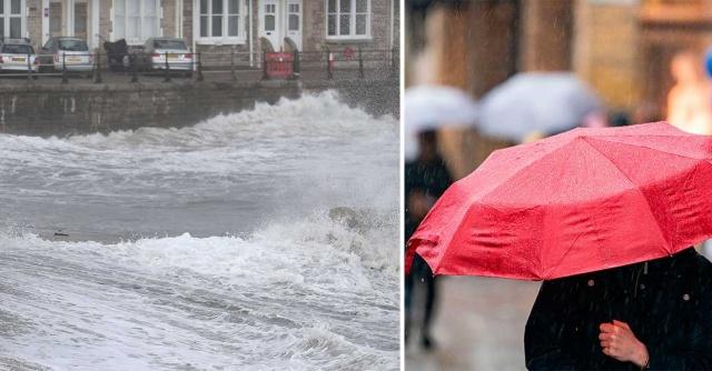 SMHI, güney Avrupa'da felakete yol açan ve can alan fırtınanın İsveç'te etkili olmaya başladığı konusunda uyarılarda bulundu.  Güney Avrupa'yı etkisi altına alan, iki kişinin hayatını yitirdiği ve çok sayıda insanın kayıp olduğu felaket yağmurunun İsveç'te etkili olmaya başlandığı söylendi.  SMHI, fırtına şimdi İsveç üzerinde etkili olacağı konusunda uyarıyor.  Meteorolog Linus Karlsson, alışılmadık derecede büyük bir alçak basınç olduğunu belirtti.