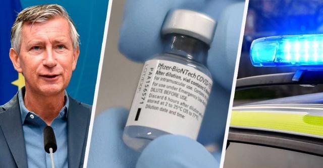 AB birliğinin onayıyla üye ülkelere eşit şartlarda 27 Aralık tarihinde dağıtılacak olan aşı için İsveç'te hazırlıklar devam ederken, İsveç henüz aşıyı onaylamadı.  Pfizer aşısının İsveç'te 22 Aralık tarihinde onaylanması bekleniyor.  Her şey yolunda giderse aşının ilk nakliyesi Noel arifesinde başlayacak.  Aşı koordinatörü Richard Bergström, aşıyı taşıyacak olan kamyonların güvenliğini sağlamak için özel eğitimli güvenlik güçlerinin eşlik edeceğini ifadde etti