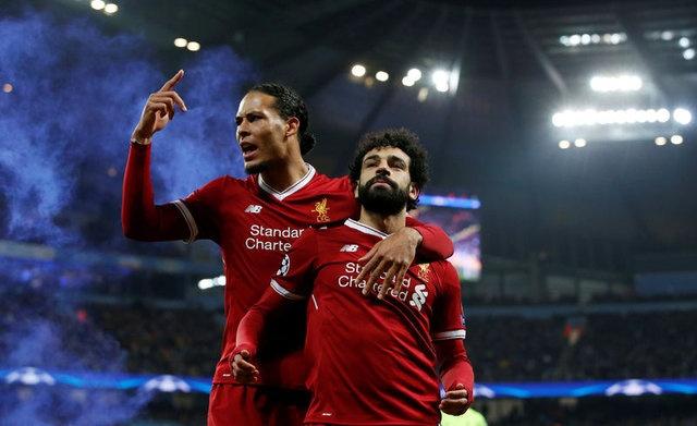 5. Muhammed Salah: 171,3 milyon Euro