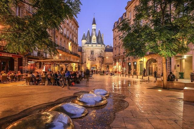 5. Bordeaux, Fransa