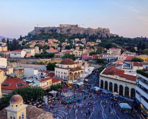 13. Atina, Yunanistan