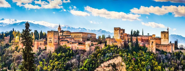 17. Granada, İspanya