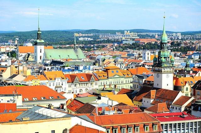 4. Brno, Çek Cumhuriyeti