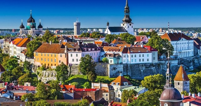 2. Tallinn, Estonya