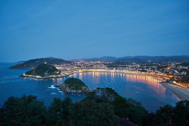 14. San Sebastián, İspanya