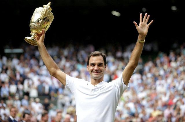 7 - Roger Federer - 77.2 milyon dolar
