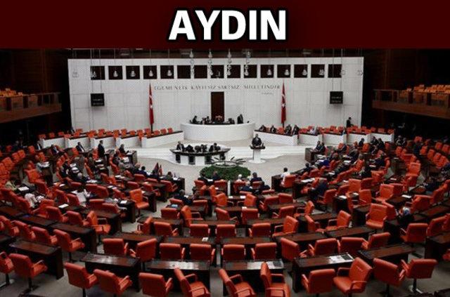 AYDIN  CHP: Bülent Tezcan, Hüseyin Yıldız, Süleyman Bülbül, Mustafa İberya Arıkan  AK Parti: Mustafa Savaş, Bekir Kuvvet Erim, Metin Yavuz