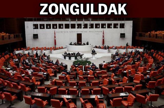 AK Parti: Polat Türkmen, Ahmet Çolakoğlu, Hamdi Uçar  CHP: Ünal Demirtaş, Deniz Yavuzyılmaz