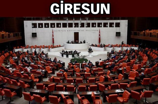 AK Parti: Cemal Öztürk, Kadir Aydın, Sabri Öztürk  CHP: Necati Tığlı