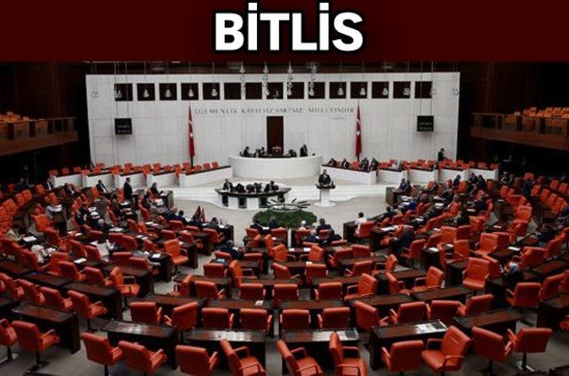 AK Parti: Cemal Taşar, Vahit Kiler  HDP: Mahmut Celadet Gaydalı