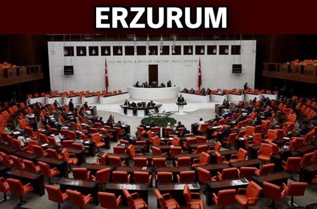 AK Parti: Recep Akdağ, Zehra Taşkesenlioğlu, Selami Altınok, İbrahim Aydemir  MHP: Kamil Aydın  İYİ Parti: Naci Cinisli