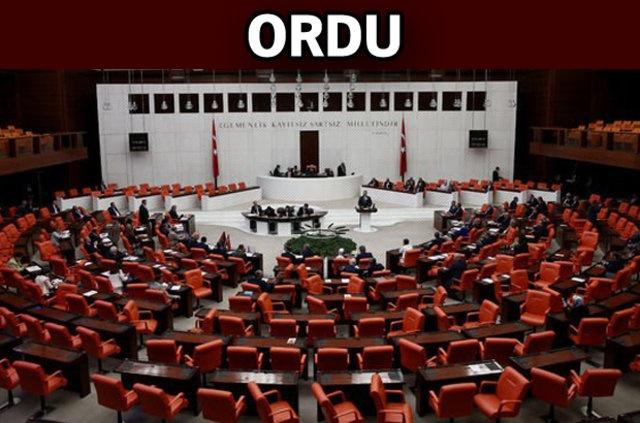 AK Parti: Şenel Yediyıldız, Ergün Taşçı, Metin Gündoğdu  CHP: Seyit Torun, Mustafa Adıgüzel