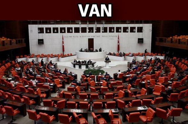 HDP: Sezai Temelli, Bedia Özgökçe Ertan, Murat Sarısaç, Muazzez Orhan, Tayip Temel  AK Parti: Osman Nuri Gülaçar, İrfan Kartal, Abdulahat Arvas