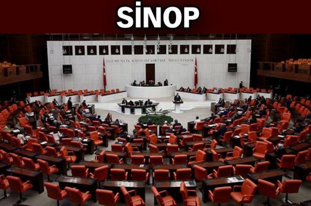 AK Parti: Nazım Maviş  CHP: Barış Karadeniz