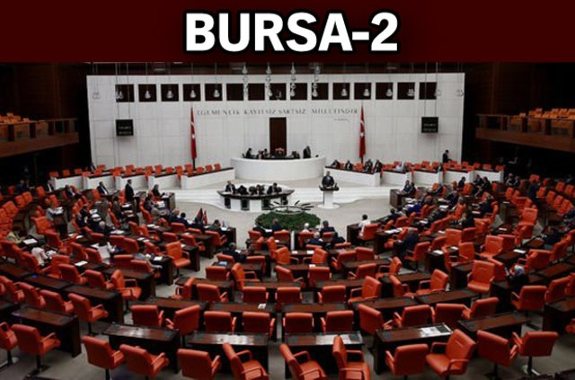 CHP: Orhan Sarıbal, Yüksel Özkan  MHP: Hidayet Vahapoğlu  İYİ Parti: Hasan Toktaş