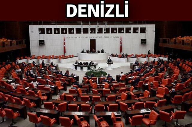 AK Parti: Cahit Özkan, Şahin Tin, Ahmet Yıldız, Nilgün Ök  CHP: Gülizar Biçer Karaca, Kazım Arslan, Haşim Teoman Sancar