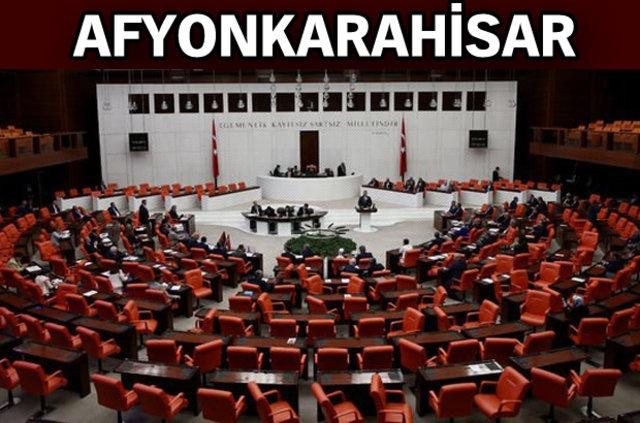 AK Parti: Veysel Eroğlu, Ali Özkaya, İbrahim Yurdunuseven  CHP: Burcu Köksal  MHP: Mehmet Taytak  İYİ Parti: Gültekin Uysal