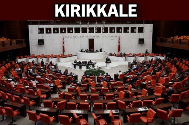 AK Parti: Ramazan Can  MHP: Halil Öztürk  CHP: Ahmet Önal
