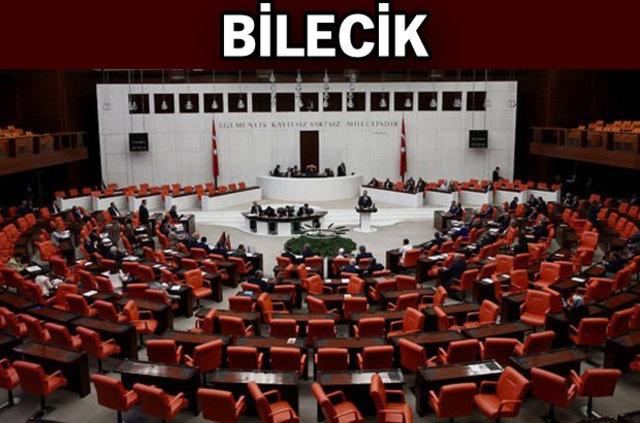 AK Parti: Selim Yağcı  CHP: Yaşar Tüzün
