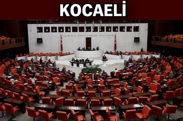 AK Parti: Fikri Işık, İlyas Şeker, Radiye Sezer Katırcıoğlu, Cemil Yaman  CHP: Fatma Kaplan Hürriyet, Haydar Akar, Tahsin Tarhan  MHP: Saffet Sancaklı  İYİ Parti: Lütfü Türkkan