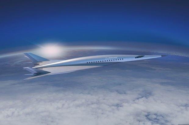"""Bir dönemin en hızlı uçağı olan Concorde'un hızının Mach 2 olduğu düşünülürse hipersonik jetlerin seyahat alışkanlıklarımızı nasıl değiştireceği de açık. Yeni modeller ile yolcuların seyahat sürelerinin ciddi oranda azalacağını söylemek mümkün.  Geleneksel uçaklar 30-40 bin feet ortalama yükseklikte seyrederken, Boieng Hypersonic ise 90-95 bin feet yükseklikte seyredecek.   Boeing'de baş biliminsanı olarak görev yapan Kevin Bowcutt, """"İnsanoğlu her zaman daha hızlı gitmek ve eşyaları daha da hızlandırmak istedi"""" derken, bu yeni uçağın askerşi amaçlar için de kullanılabileceğine dikkat çekti. Ancak Bowcutt, bunun 20-30 yıl zaman alabileceğini söyledi."""