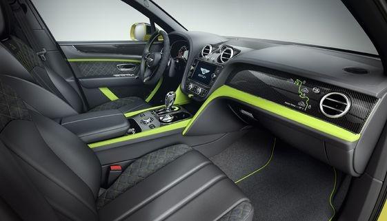 Rekor kıran bu sürüşü kutlamak için Bentley, sadece on otomobille sınırlı Pikes Peak Bentayga'yı üreteceğini açıkladı. Bentley'in kendi bünyesindeki özel üretim ve karoser bölümü Mulliner tarafından yaratılan ve el işçiliğiyle üretilen Pikes Peak Bentayga, W12'nin dağda gösterdiği başarılara da bir saygı duruşu niteliği taşıyor.