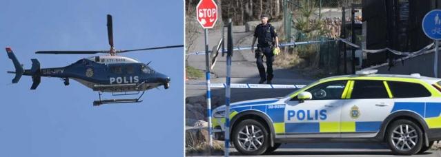 Sabah saatlerinde gelen ihbar üzerine harekete geçen emniyet güçleri, ormanlık alanda bir ceset bulunduğunu doğruladı.  Edinilen bilgilere göre, bulunan ceset bir erkeğe ait.  Bu sabah saat sekizde polis, gelen ihbar üzerine Gustavsberg'e hareket etti.
