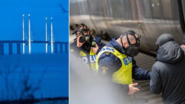 İsveç polisi Danimarka sınırından İsveç'e girmeye çalışan yüzlerce kişiyi geri çevirdi.  İsveç, yeni koronavirüs mutasyonu nedeniyle sınırlarını Danimarka'ya kapatırken, sınır kontrollerini de artırdı.