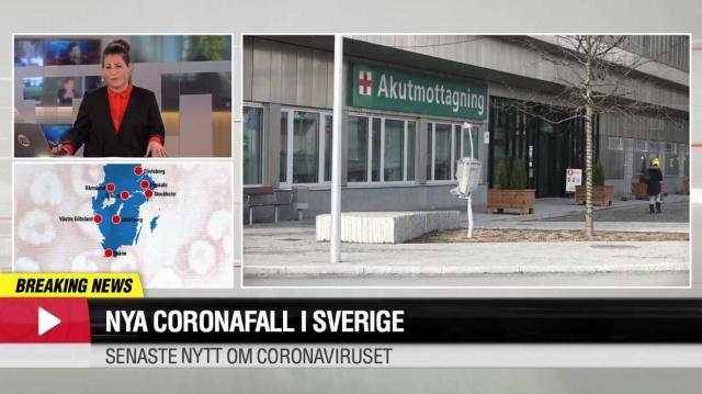 Başkent Stockholm'de bulunan Danderyds Hastanesi'nde çalışan yaklaşık 15 çalışan, yeni tip koronavirüs tesit edilen hastayla temas kurmaları sonucunda ev karantinasına alındı.  Gün içinde farklı bölgeler doğrulanan yeni vakalardan sonra şimdi de Stockholm'de 14 kişide covid-19 tespit edildiği doğrulandı.