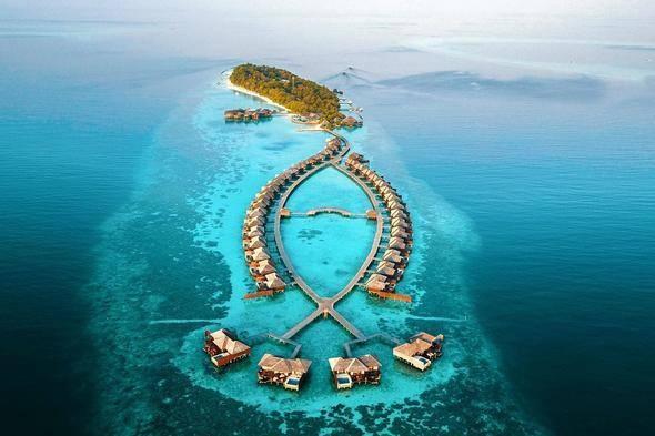 20 - Lily Beach Resort & Spa (Huvahandhoo Island, Maldivler)  21 - Iberostar Hacienda Dominicus (Bayahibe, Dominik Cumhuriyeti)