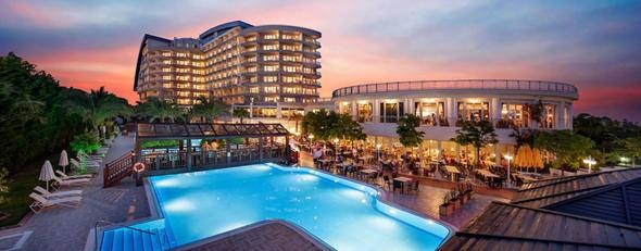 25 - Liberty Hotels Lara (Antalya, Türkiye)