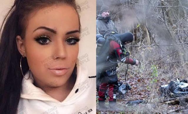 İsveç'in Skåne bölgesindeki Tollarp'da kaybolan 20 yaşındaki Emilia Lundberg ölü bulundu.