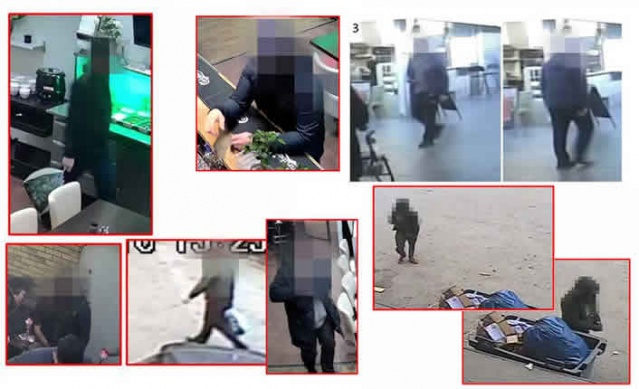 İsveç'in başkenti Stockholm'ün Sätra bölgesinde iki kişinin öldürüldüğü olay yerinde önemli ipuçları elde edildi.
