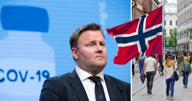 Norveç, salgınla mücadelede İsveç dışındaki diğer komşu ülkelerle sıkı tedbirler alarak mücadele erken, yaz döneminin gelmesi ve aşılama ile birlikte rahat davranmaya başlayan Norveçliler, pandemi başlangıcından bu yana en yüksek covid-19 vaka sayısına ulaştı.  Salı günü, Norveç'te şimdiye kadarki en yüksek korona vakaları tespit edildi.  Hafifletilmesi beklenen kısıtlama kararları ertelenirken, vakaların böyle devam etmesi halinde ek tedbirlerin geleceği sinyali verildi.