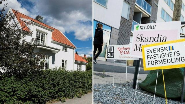 Dünya verilerine göre, son bir yılda en fazla konut fiyatlarının arttığı ülke sıramalasında altıncı sırada olan İsveç'te Mayıs ayında gayrimenkul fiyatları artmaya devam etti.  Mayıs ayında konut fiyatları yükselmeye devam etti. İsveç emlak istatistiklerinin son rakamlarına göre, ev fiyatları Mayıs ayında ulusal düzeyde yüzde iki artarken, kat mülkiyeti fiyatları yüzde bir arttı.