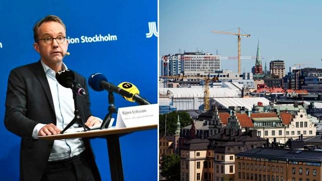 """Stockholm'de koronavirüs salgını ile ilgili endişeler artıyor.  Stockholm bölgesi sağlık ve tıbbi bakım müdürü Björn Eriksson düzenlediği basın toplantısında Stockholm'luların rahatlamaya başladığını ve bu rahatlığında ciddi sonuçları olmaya başladığını söyledi.  """"Enfeksiyonun yayılmasını uzak tutmayı başaramamamız hepimiz için bir başarısızlık"""" ifadeleri kullanan Eriksson, Stocholm'luların rehavet içinde olduğunu ifade etti.  Stockholm Bölgesi'nin sağlık ve tıbbi bakım müdürü Björn Eriksson, başkentteki korona durumuna ilişkin basın toplantısı düzenledi."""