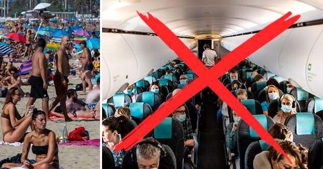 Dünya Sağlık Örgütü, bu yaz yurt dışı seyahatlerini iptal edin veya erteleyin çağrısında bulundu.  Çağrı, yeni bir Avrupa kampanyasında Dünya Sağlık Örgütü (WHO) tarafından yapıdı.  Edinilen bilgilere göre DSÖ uyarısına rağmen İsveç Dışişleri Bakanlığı seyahat tavsiyelerini değiştirmeyecek.  Yaz geldi ve birçokları için tatil haftaları hızla yaklaşıyor. Ancak Dünya Sağlık Örgütü'nün ( WHO) net bir mesajı var: Bu yaz seyahat etmeyin.