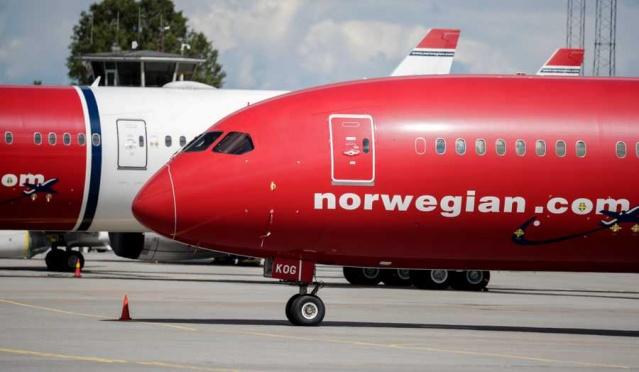 Dagens Industri haberine göre, Norwegian'ın İsveç'teki şirketinin iflas başvurusunda bulundu.  Haberleşme müdürü Charlotte Holmbergh Jacobsson gazeteye yaptığı açıklamada, Norwegian Air Sweden AB Attunda Bölge Mahkemesinde iflas başvurusunda bulunduğunu doğruladı.
