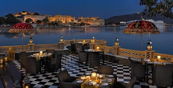 13 - The Leela Palace Udaipur (Udaipur, Hindistan)  14 - Hotel 41 (Londra, İngiltere)