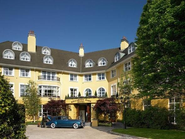 17 - The Killarney Park Hotel (Killarney, İrlanda)  18 - The Milestone Hotel and Residences (Londra, İngiltere)