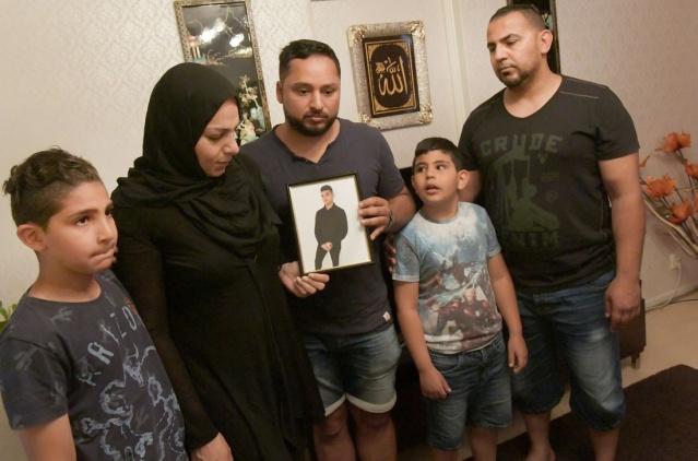 İsveç'te geçen hafta trenin çarpması sonucu hayatını kaybeden 17 yaşındaki Yusuf Muhammed'in ölümü aileyi yıktı.