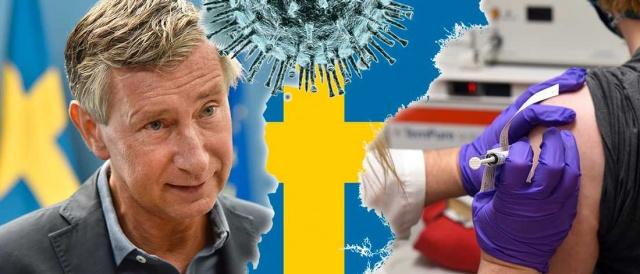 İsveç'in aşı koordinatörü Richard Bergström, Pfizer'in ürettiği ve yüzde 90'dan fazla başarı sağlandığı açıklanan aşı ile ilgili açıklamalarda bulundu.  Bugün, ilaç şirketi Pfizer ile anlaşma tamamlandı ve İsveç'in aşı koordinatörü Richard Bergström, önümüzdeki birkaç gün içinde hükümet ve uzmanlarla bir toplantı yapacak.