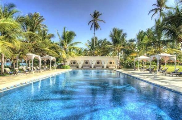 25 - Baraza Resort & Spa (Bwejuu, Tanzanya)